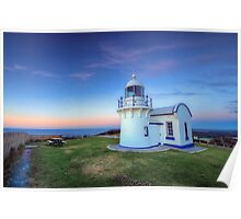 Crowdy Head Lighthouse. Poster
