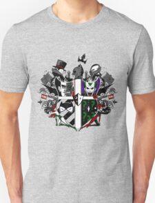 Criminal Coat of Arms- White T-Shirt