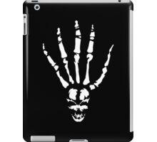 loqui ad manus iPad Case/Skin