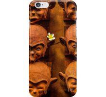 Monkey Face - Impressions iPhone Case/Skin