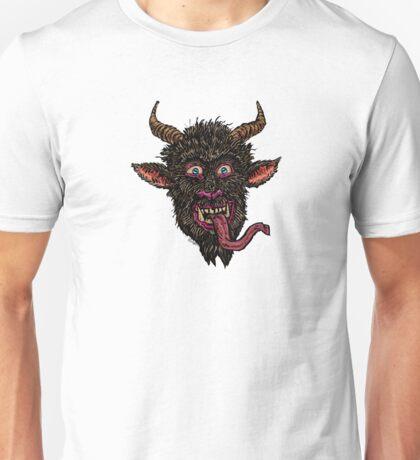 Greeting From Krampus / Gruß vom Krampus [revised] Unisex T-Shirt