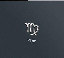 Apple Smart Phone Style with Astrology Virgo Sign | by scottorz