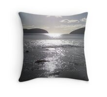 Fortescue Bay - photo Sue Throw Pillow