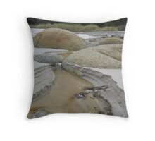 Binalong Bay - photo Sue Throw Pillow