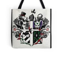 Criminal Coat of Arms- White Tote Bag