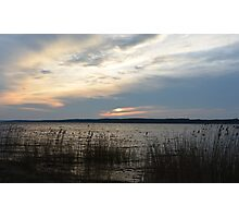 Lake Landscape Photography Photographic Print