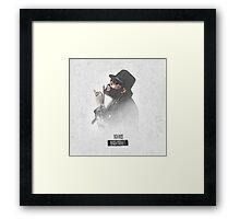 Black Market Framed Print