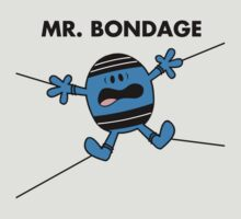 Mr Bondage T-Shirt