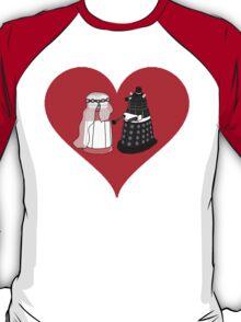 Dalek Wedding T-Shirt