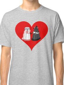 Dalek Wedding Classic T-Shirt