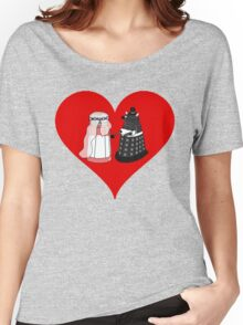 Dalek Wedding Women's Relaxed Fit T-Shirt