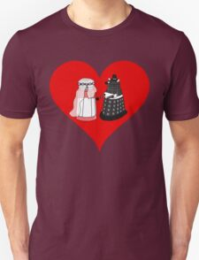 Dalek Wedding Unisex T-Shirt