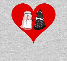 Dalek Wedding Womens Fitted T-Shirt