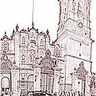 ©HS-MC Catedral Morelia II A by OmarHernandez
