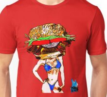 Cheeseburgers are Sexy Unisex T-Shirt