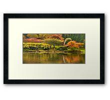 Secret Garden - Mount Wilson  #5 , NSW Australia - The HDR Experience Framed Print