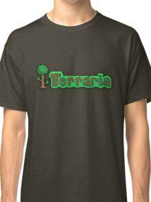 Terraria Logo Classic T-Shirt