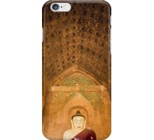 The Painted Buddha iPhone Case/Skin