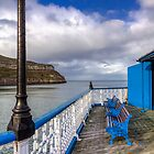 132 Llandudno Pier, North Wales by George Standen