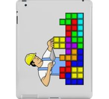 Brick Layer iPad Case/Skin