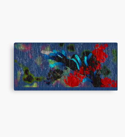 Aquatic Fingers Canvas Print