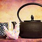 Tea time by Angela Bruno