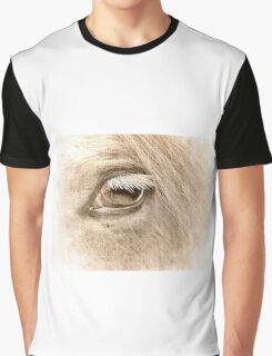 The way to heaven is on horseback. Graphic T-Shirt
