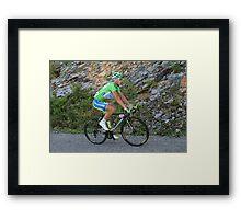 Peter Sagan - Tour de France 2012 Framed Print