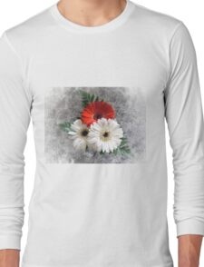 Bouquet. Long Sleeve T-Shirt