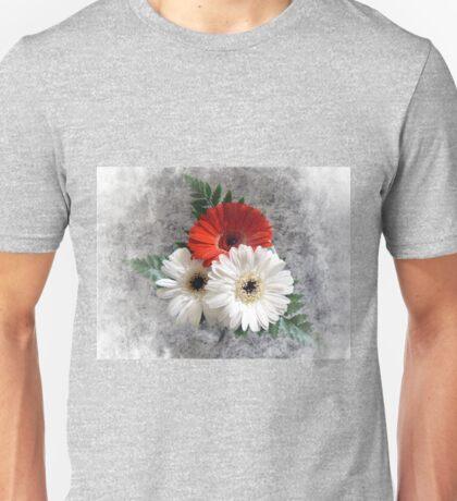 Bouquet. Unisex T-Shirt