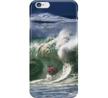 The Art Of Surfing In Hawaii iPhone Case/Skin