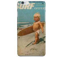 Born2Surf iPhone Case/Skin