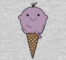 Icecream Child Baby Tee