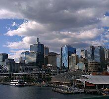Sydney Darling Harbour  by cjgaus