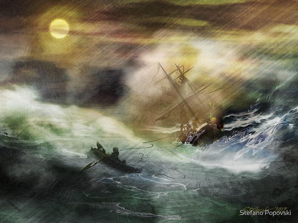 Survivor by Stefano Popovski