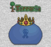 Terraria King Slime One Piece - Short Sleeve