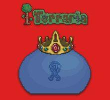 Terraria King Slime One Piece - Short Sleeve