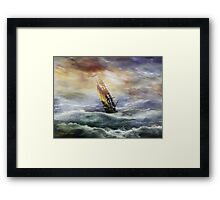 Journey Beyond Horizon Framed Print