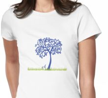 Tree of life b Womens Fitted T-Shirt