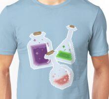 Pixel Potions Pattern Unisex T-Shirt
