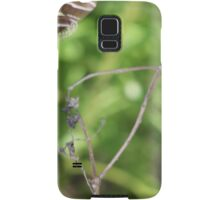 Zebra Longwing Butterfly (Heliconius charitonius) Samsung Galaxy Case/Skin