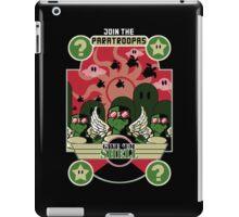 Give 'em Shell iPad Case/Skin