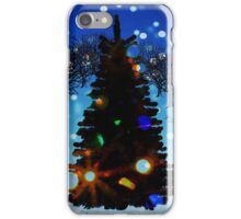 Christmas comes but once a year. iPhone Case/Skin