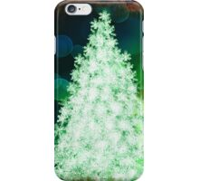 Bokeh Christmas. iPhone Case/Skin