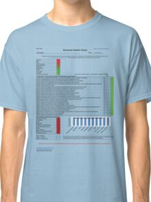 Business health check Classic T-Shirt