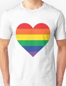 Gay Heart T-Shirt