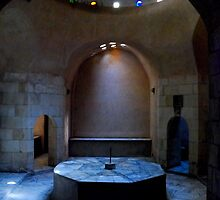 Hammam Inal by Nigel Fletcher-Jones