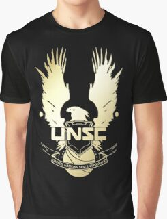 Halo - UNSC Graphic T-Shirt