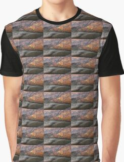 Wet wood Graphic T-Shirt