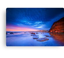 Susan Gilmore / Bar Beach Canvas Print